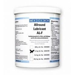 AL-F 1000 - Высокоэффективная жировая смазка (1 кг) для вращающихся и скользящих поверхностей в пищевой промышленности., wcn26550100, Weicon