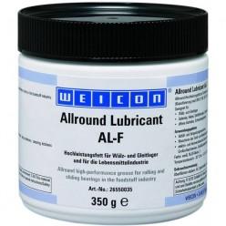 AL-F 350 - Высокоэффективная жировая смазка (350 г) для вращающихся и скользящих поверхностей, в пищевой промышленности., wcn26550035, Weicon