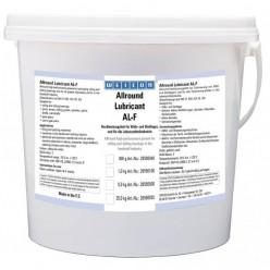 AL-F 5000 - Высокоэффективная жировая смазка (5 кг) для вращающихся и скользящих поверхностей, в пищевой промышленности., wcn26550500, Weicon