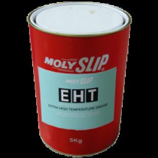 EHT Высокотемпературная смазка на основе бентонита с молибденом и графитом (5кг) EHT Moly Slip