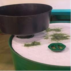 Салфетка ECOMOBY на крышку бочки d-56см, Салфетка, Инома EcoMoby