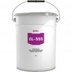 CL-555  - Очиститель для систем подачи СОЖ (Ведро 20л). EFELE, 0092652, EFELE