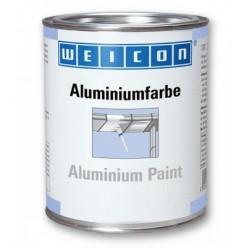 Aluminum Paint - Защитное покрытие Алюминий (375 мл) для защиты от коррозии гальванизированных частей, wcn15002375, Weicon