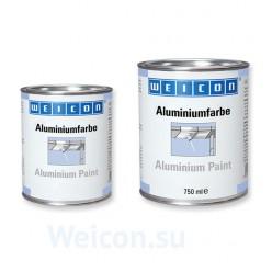 Aluminum Paint - Защитное покрытие Алюминий (375 мл) для защиты от коррозии гальванизированных частей