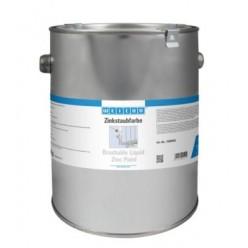 Brushable Zinc Coating - Защитное покрытие Цинк (18л) для защиты от коррозии гальванизированных частей. Расход 1,25 г/см3, wcn15000918, Weicon