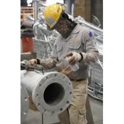 Zinc-Alu-Spray - Антикоррозионный состав Цинк-Алюминий-Спрей (400мл)