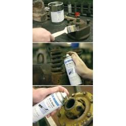 "Anti-Seize ""Standard"" AS 040 P - Монтажная паста (120г), банка+кисть."