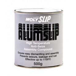 Alumslip Высокотемпературная противозадирная смазка (500гр), Alumslip, Moly Slip