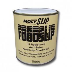 Foodslip H1 Антипригарная паста с тефлоном до 340°C (500гр), Foodslip H1, Moly Slip