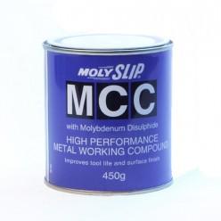 MCC Состав для обработки металлов  (450гр) СОЖ(смазочно-охлаждающая жидкость), MCC, Moly Slip