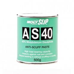 AS-40 Высокотемпературная противозадирная (100гр), AS-40, Moly Slip
