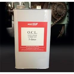 OCL Синтетическая высокотемпературная смазка (5л), OCL, Moly Slip