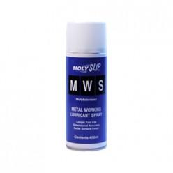 MWS Масло с молибденом для сверления и нарезания резьбы (400мл) СОЖ(смазочно-охлаждающая жидкость), MWS, Moly Slip
