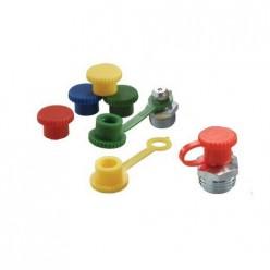Защитный колпачок для стандартной прессмасленки H1 из пластика без/с держателем (за 100шт)