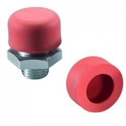 Защитный колпачок для прессмаленки M1 16 мм из резины (за 100шт)