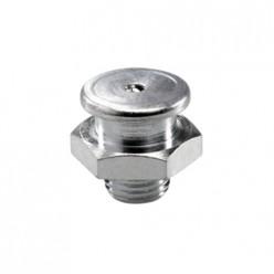 Прессмасленки под накидную насадку G 1/4, 1/4 BSPP диам 16 mm, прямая (180°), цилиндр. формы (за 100шт)