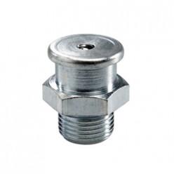 """Прессмасленки под накидную насадку G 1/4 """" диам 22 mm, прямая (180°), цилиндр. формы (за 100шт)"""